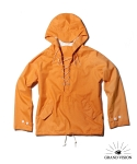 그랜드비전(GRANDVISION) ORIGINAL TRAVELER S ANORAK (ORANGE)