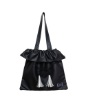 에리쏜(HERISSON) JORI  TASSEL  BAG_BLACK