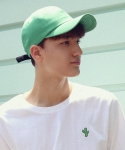 비아봉드비아(VIABON DE VIA) DOLMEN BALL CAP (GREEN)