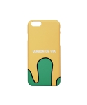 비아봉드비아(VIABON DE VIA) CACTUS IPHONE CASE (YELLOW)