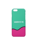 비아봉드비아(VIABON DE VIA) HEART IPHONE CASE (MINT)