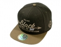 더블에이에이 피티드(DOUBLE AA FITTED) [SS신상출시]Black Label of DAF logo Cap