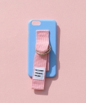 썬(SUN) SUN CASE LIGHT BLUE LIGHT PINK (NONE)