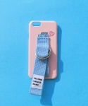 썬(SUN) SUN CASE LIGHT PINK LIGHT BLUE (ILLUST)
