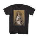 블랙스케일(BLACK SCALE) Lady Of The Pearl T-Shirt (Black)