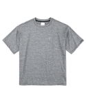 레이어 유니온(LAYER UNION) HYPER DRY S/S TEE CHARCOAL