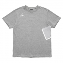 엔조 블루스(ENZO BLUES) Side pocket S/S T-shirt (Grey)