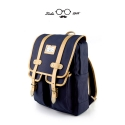 로디스(LODIS) [로디스]ANTIQUE CLASSIC BACKPACK  NAVY 백팩