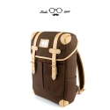 로디스(LODIS) [로디스]NEW SQUARE BACKPACK  BROWN 백팩