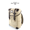로디스(LODIS) [로디스]NEW SQUARE BACKPACK  BEIGE 백팩