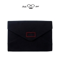 [로디스]CHAMUDE CLUTCH  BLACK/WINE 클러치