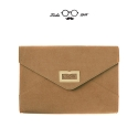 [로디스]CHAMUDE CLUTCH BAG  CAMEL 클러치