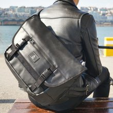 [PREMIUM]Smart Messenger Bag (black)