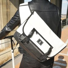 [PREMIUM]Smart Messenger Bag (white)