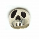 오모플라타(OMOPLATAA) MIRROR SKULL RING