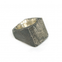 오모플라타(OMOPLATAA) STONE SQUARE RING