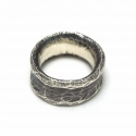 오모플라타(OMOPLATAA) STONE BAND RING