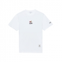 화이트블랭크레이블(WHITE BLANK LABEL) [HNK] Junk Point S/S Tee(WHITE)