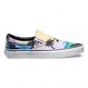 반스() 반스 클래식 슬립온 / VN-03Z4IDN / Classic Slip-On (Dolphin Beach) black/true white