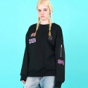 블랙페이지(BLACK PAGE) [UNISEX]HOLIC BLACK M.T.M