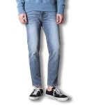 크래프티드(KRAFTED) Garments Washed Crop Jeans