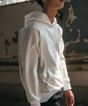 다이르 렌 모드(DAIR LEN MODE) Oversize normal hood (white)