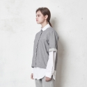 Base Shirt Jacket_Gray