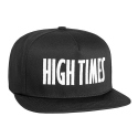 허프(HUF) HUF X HIGH TIMES EMBROIDERED SNAPBACK