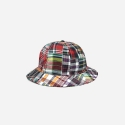 뉴욕 햇(NEW YORK HAT CO.) 3102 MADRAS TENNIS (RED)