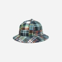 뉴욕 햇(NEW YORK HAT CO.) 3102 MADRAS TENNIS (BLUE)