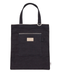 어썸 이미지네이션(AWESOME IMAGINATION) SELVEDGE DENIM CROSS ECO BAG Dark-Denim