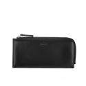 Fennec Mens Long Wallet 001 Black