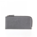페넥(FENNEC) Fennec Mens Long Wallet 002 Grey