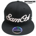 [DISTANCER] SAMOCK 스냅백 모자