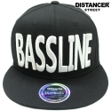 디스텐서(DISTANCER) [DISTANCER] BASS LINE 스냅백 모자