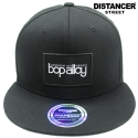 [DISTANCER] BOP ALOY 스냅백 모자