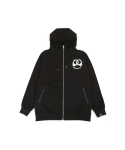 블랙파지(BLACK POSSE) HANDCUFFS HOOD ZIP-UP