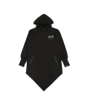 블랙파지(BLACK POSSE) TRIANGLE HOOD TEE