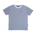 비긴어게인인패션(BAF) BAF_STRIPE HALF SHIRTS (WHITE)