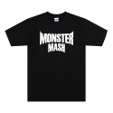 네스티팜(NASTY PALM) [NYPM] MONSTER HAZE TEE (BLK)