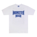 네스티팜(NASTY PALM) [NYPM] MONSTER HAZE TEE (WHT)