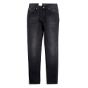 누디진() [NUDIE JEANS] Thin Finn Black Brutus 111931
