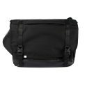 E1 MESSENGER BAG BLACK