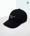 Layla ball cap - black