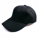 비블랙(BEBLACK) B.BLACK SOLID BALLCAP BLACK