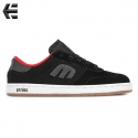[ETNIES] LO-CUT YOUTH (BLACK)