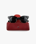 루어스트(LURE.ST) bbg slim sunglass case (wine)