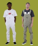 DAE-024 OLD OVERALLS(UNISEX)
