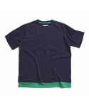 제로(XERO) Mesh Layered T-Shirts
