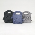 아포코팡파레(APOCOFANFARE) basket bag basic (3color)